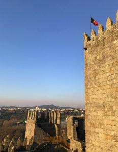 Guimarães Castle, Portugal