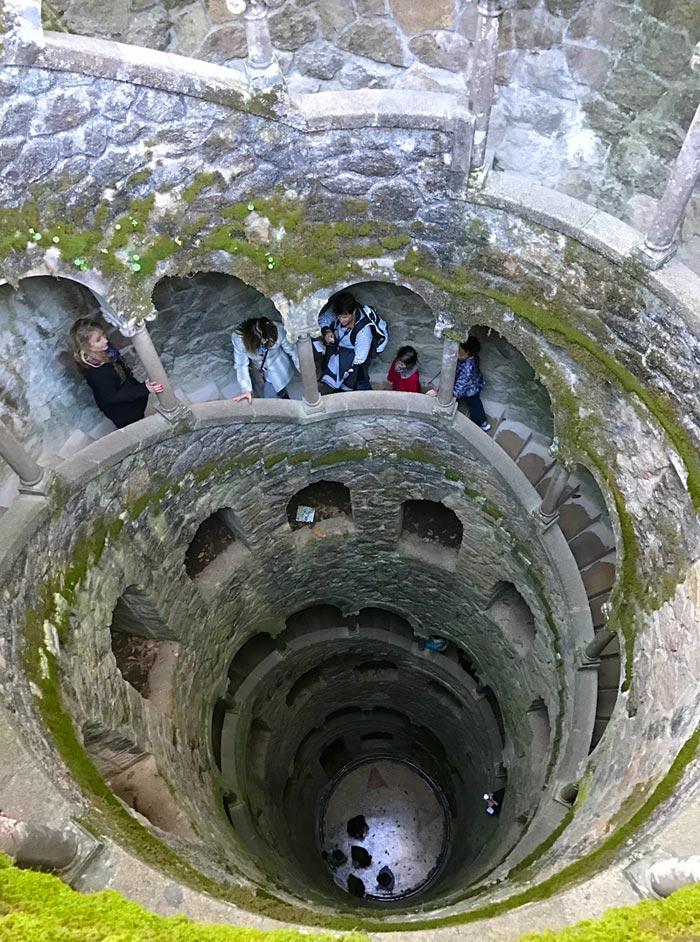 Initiatic Wells, Sintra