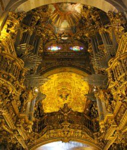 Braga Cathedral organs