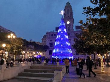 Liberdad Square, Porto