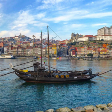 New Year's Eve in Porto: Wine Caves and Fireworks