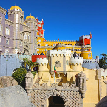 Day Tour of Sintra, Portugal