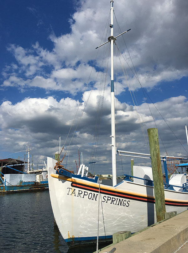 Revisiting Travel Memories in Tarpon Springs, Florida
