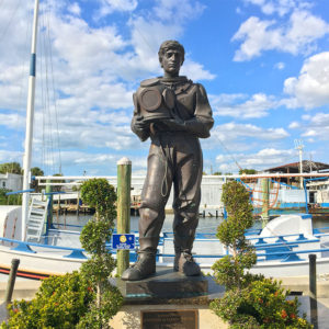 Revisiting Travel Memories in Tarpon Springs, Florida