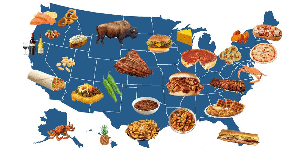 Iconic American Food