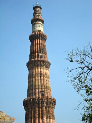 Qutb Minar, India