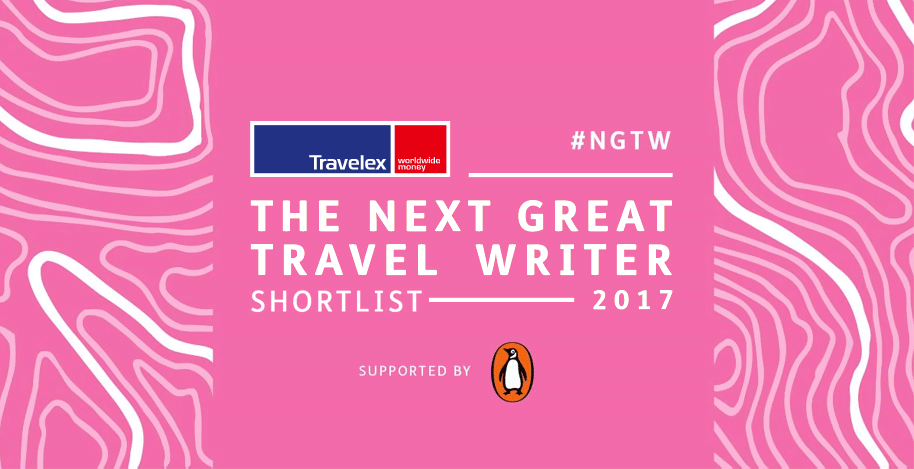 2017 Next Great Travel Writer Shortlist