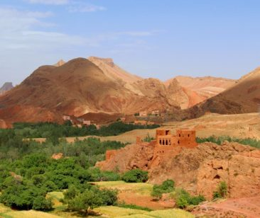 Valley of Dades Kasbah
