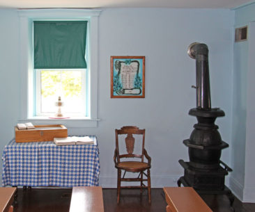Amish Family House