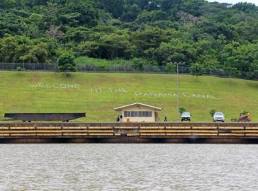 Welcome to the Panama Canal!