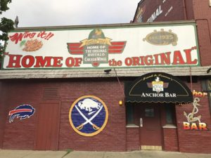 Buffalo Anchor Bar