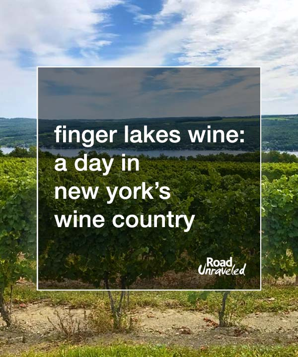 Your Guide to New York's Finger Lakes Wine Region