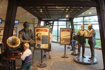 Kinzua Bridge Visitor Center