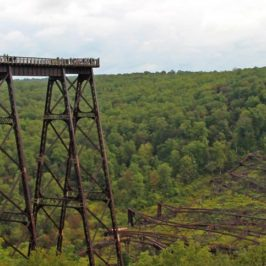 Kinzua Bridge: Pennsylvania's Eighth Wonder of the World