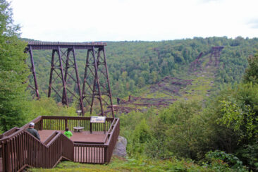 Kinzua Bridge Viewing Deck