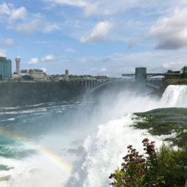 Niagara Falls: Visiting from Canada and the United States