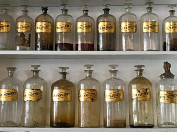 Stabler Leadbeater Apothecary Museum