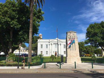 Bermuda Cabinet Building