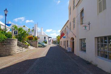 Bermuda streets