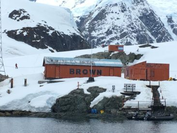 Brown Base, Antarctica