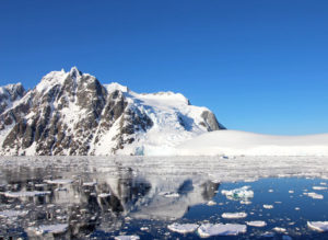 Wilhelmina Bay, Antarctica
