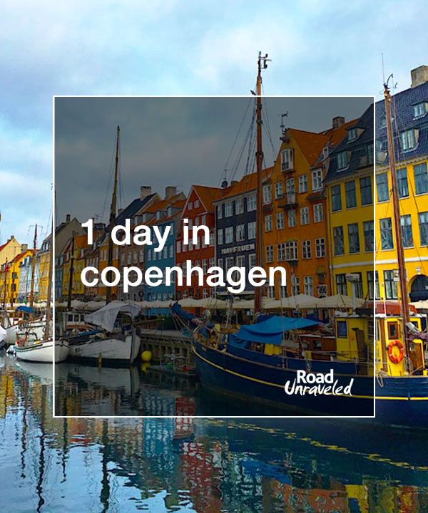 1 Day in Copenhagen, Denmark: 8 Things to See
