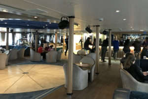 Antarctica Cruise Ship Lounge