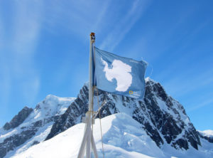 The Antarctica Flag