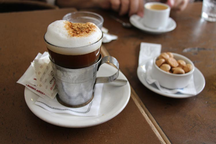 Coffee in Buenos Aires