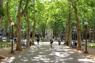 Montevideo park