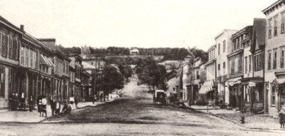 Centralia in 1915 (Photo via CentraliaPA.org)