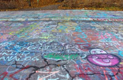 The Graffiti Highway