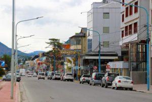 Streets of Ushuaia, Argentina