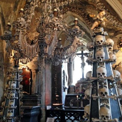 The Bone Church/Sedlec Ossuary