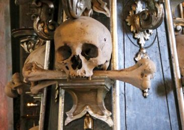 Bone Church/Sedlec Ossuary