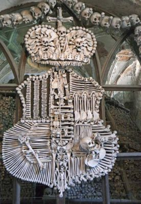Bone Church/Sedlec Ossuary Coat of Arms