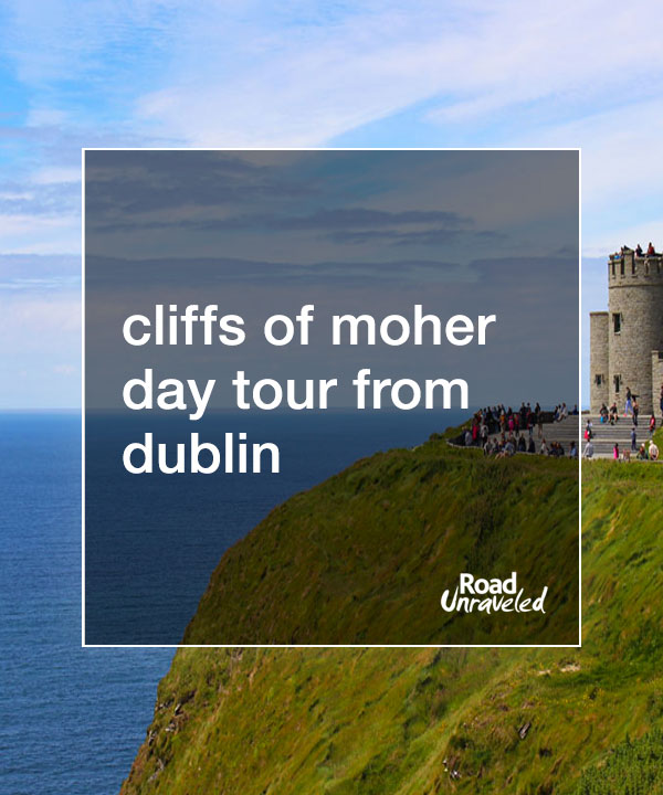 Cliffs of Moher: Day Tour from Dublin, Ireland