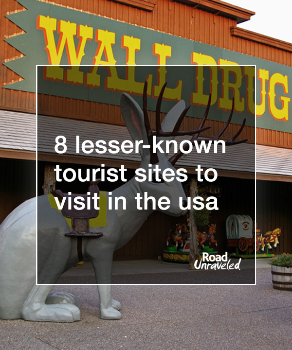 Lesser-known tourist sites in the USA