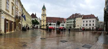 Hlavne Namestie Main Square