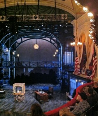 Ford's Theater A Christmas Carol