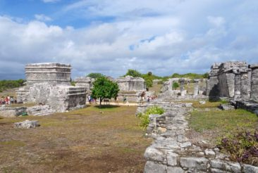 The Mayan City of Tulum