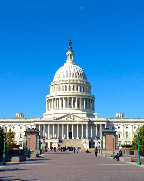Cost Of Tour Of Capitol Building
