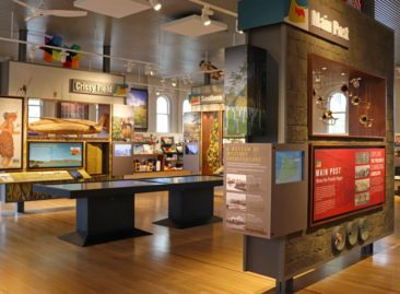 The Presidio Visitor Center Museum