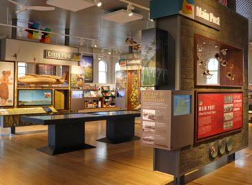 The Presidio Visitor Center Museum