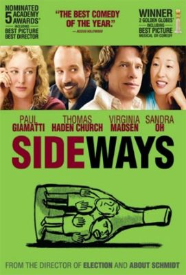 Movie poster for Sideways