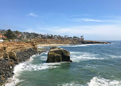 The Sunset Cliffs