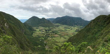 Pululahua Geobotanical Reserve
