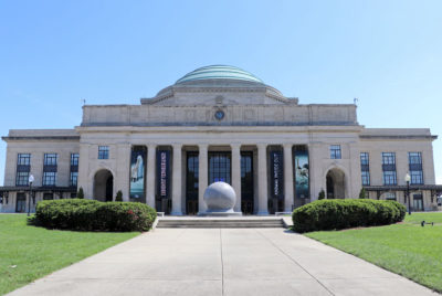 Science Museum of Virginia and the Grand Kugel