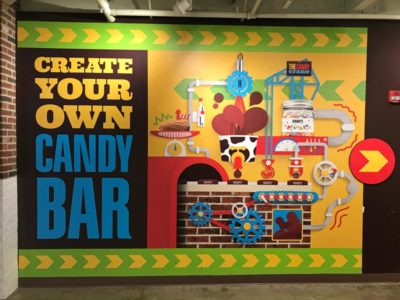 Build your own Candy Bar