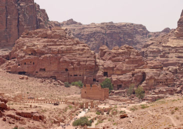 The Landscape of Petra